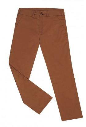Spodnie brązowe