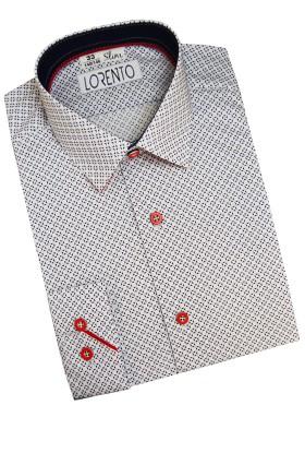 Koszula ze wstawkami