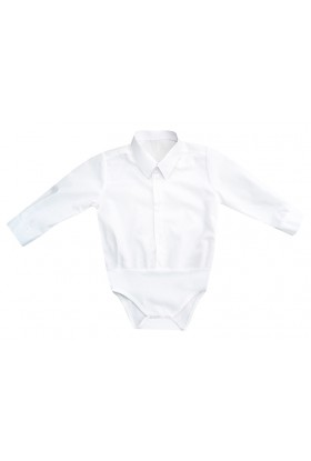 Biała koszula model 01/04