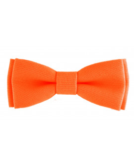 Muszka męska pomarańczowa