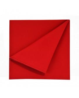 Poszetka DZIECIĘCA czerwona