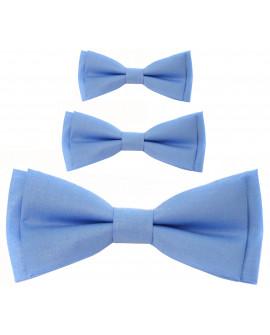 Zestaw much dla taty i synów błękitne